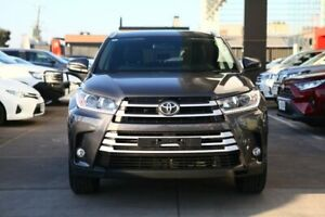 2017 Toyota Kluger GSU55R GXL AWD Grey 8 Speed Sports Automatic Wagon Hoppers Crossing Wyndham Area Preview