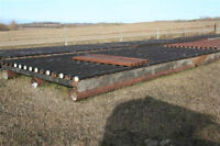 Texas Gates Cattle Guards. Made to last very Heavy built.