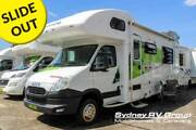U3871 Avida Esperance Spacious 4 Berth With Luxury Slide-Out Penrith Penrith Area Preview