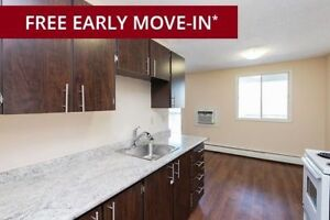 1 Bedroom-Free early Move in at 4754 Pasqua St, Regina