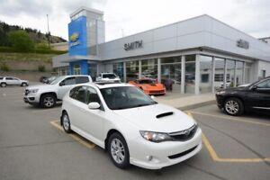 2010 Subaru Impreza WRX w/Limited Pkg