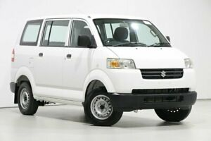 2014 Suzuki APV GD MY06 Upgrade White 5 Speed Manual Van