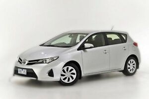 2014 Toyota Corolla ZRE182R Ascent S-CVT Silver 7 Speed Constant Variable Hatchback Narre Warren Casey Area Preview