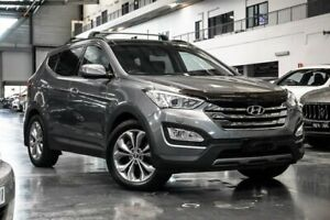 2013 Hyundai Santa Fe DM Highlander Grey Sports Automatic Westmeadows Hume Area Preview
