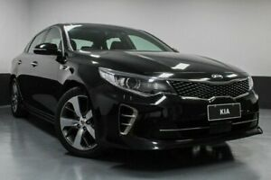 2016 Kia Optima JF MY16 GT Black 6 Speed Sports Automatic Sedan Glendale Lake Macquarie Area Preview
