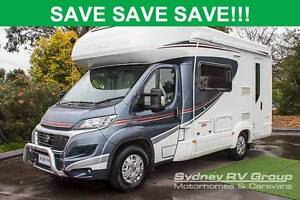 U3282 Auto Trail EKS, AUTOMATIC As New, Beautiful Interior Penrith Penrith Area Preview