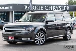 2016 Ford Flex ***LIMITED PACKAGE***NAVIGATION***POWER VISTA SUN