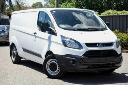 2015 Ford Transit Custom VN 330L Low Roof LWB White 6 Speed Manual Van Greenacre Bankstown Area Preview