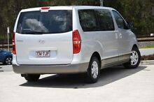 2010 Hyundai iMAX TQ-W Silver 4 Speed Automatic Wagon Helensvale Gold Coast North Preview