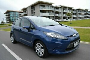 2009 Ford Fiesta WS CL Blue 4 Speed Automatic Hatchback Somerton Park Holdfast Bay Preview