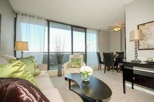 2 Floors High Rise 2 Bedroom ALL Inclusive Move in August