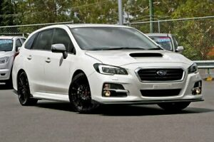 2016 Subaru Levorg V1 MY17 2.0 GT-S CVT AWD White 8 Speed Constant Variable Wagon Hillcrest Logan Area Preview