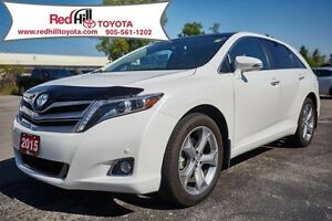 2015 Toyota Venza LIMITED AWD