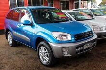 2003 Toyota RAV4 ACA21R Extreme Blue 4 Speed Automatic Wagon Colyton Penrith Area Preview