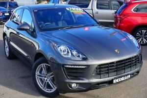 2014 Porsche Macan 95B MY15 S PDK AWD Grey 7 Speed Sports Automatic Dual Clutch Wagon Phillip Woden Valley Preview