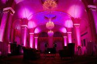 DJ Sound and Up Lighting Rental and Setup