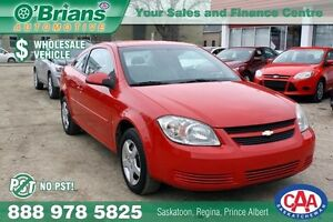 2008 Chevrolet Cobalt LT - Wholesale Unit, No PST!