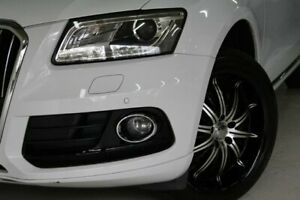 2014 Audi Q5 8R MY14 TFSI Tiptronic Quattro White 8 Speed Sports Automatic Wagon Castle Hill The Hills District Preview