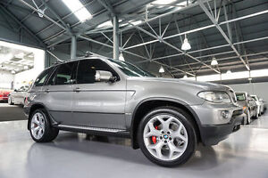 2004 BMW X5 E53 3.0I Sterling Grey 5 Speed Auto Steptronic Wagon Port Melbourne Port Phillip Preview