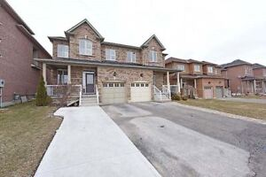 Gorgeous Semi-Detached 3 Bedroom Home
