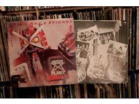 Brian May (Queen) Star Fleet Project with Eddie Van Halen vinyl record lp