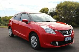 2018 Suzuki Baleno EW GL Red 4 Speed Automatic Hatchback
