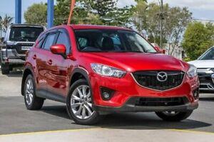 2014 Mazda CX-5 KE1031 MY14 Grand Touring SKYACTIV-Drive AWD Soul Red 6 Speed Sports Automatic Wagon Aspley Brisbane North East Preview
