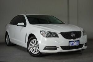 2017 Holden Commodore VF II MY17 Evoke White 6 Speed Sports Automatic Sedan Bayswater Bayswater Area Preview