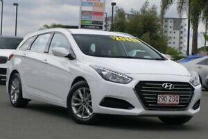 2016 Hyundai i40 VF4 Series II Active Tourer White 6 Speed Sports Automatic Wagon Upper Mount Gravatt Brisbane South East Preview