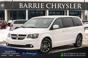 2018 Dodge Grand Caravan GT ***GT MODEL***POWER SLIDING DOORS***