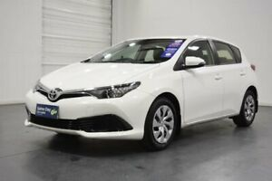 2016 Toyota Corolla ZRE182R MY15 Ascent White 7 Speed CVT Auto Sequential Hatchback Oakleigh Monash Area Preview