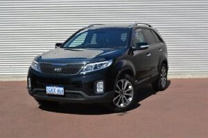 2012 Kia Sorento XM MY12 Platinum Black 6 Speed Sports Automatic Wagon