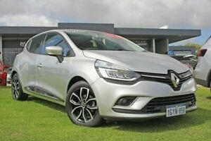 2019 Renault Clio IV B98 Phase 2 Zen Grey Sports Automatic Dual Clutch Wangara Wanneroo Area Preview