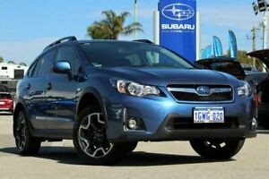 2016 Subaru XV G4X MY17 2.0i-L Lineartronic AWD Blue 6 Speed Constant Variable Wagon Greenfields Mandurah Area Preview