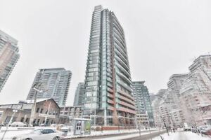 2 Storey Loft In High Demanding Heart Of Liberty Village!!! Brig