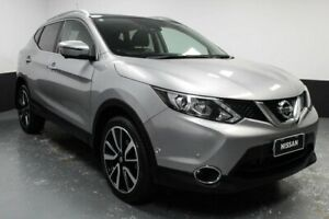 2017 Nissan Qashqai J11 TI Grey 1 Speed Constant Variable Wagon Glendale Lake Macquarie Area Preview