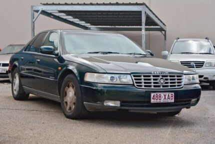 1999 Cadillac Seville Green Automatic Sedan