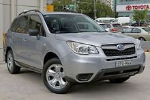 2013 Subaru Forester S4 MY13 2.5i Lineartronic AWD Silver 6 Speed Constant Variable Wagon Chatswood West Willoughby Area Preview