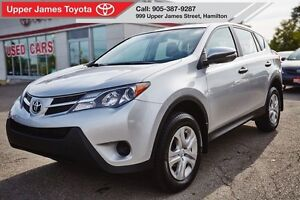 2013 Toyota RAV4 LE - Our best selling SUV!