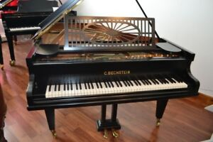 BECHSTEIN MODEL A, German Renner Action, The Piano Boutique