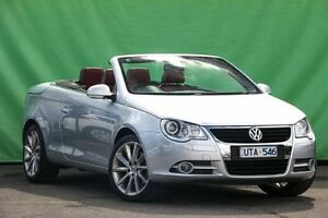 2007 Volkswagen EOS 1F FSI DSG 6 Speed Sports Automatic Dual Clutch Convertible Ringwood East Maroondah Area Preview