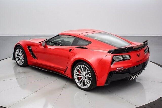 2016 Red Chevrolet Corvette Z06  | C7 Corvette Photo 7