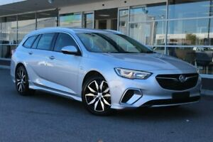 2018 Holden Commodore ZB MY19 RS Sportwagon Silver 9 Speed Sports Automatic Wagon Osborne Park Stirling Area Preview