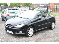 Peugeot 206 Convertible (Cheap convertible for everyday use)