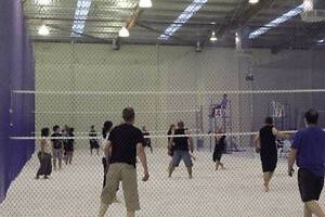 Free Indoor Beach Volleyball in Springvale (4 games free) Springvale Greater Dandenong Preview
