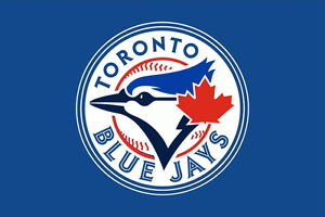 MLB TORONTO BLUE JAYS Flag