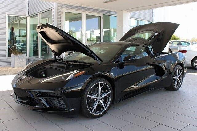 2020 Black Chevrolet Corvette Stingray  | C7 Corvette Photo 5