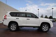 2014 Toyota Landcruiser Prado KDJ150R MY14 GX White 6 Speed Manual Wagon Bayswater Bayswater Area Preview