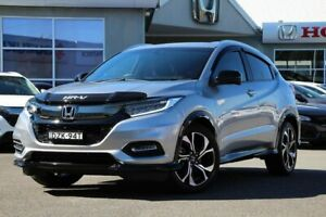 2018 Honda HR-V MY18 RS Silver 1 Speed Constant Variable Hatchback Port Macquarie Port Macquarie City Preview