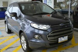 2013 Ford Ecosport BK Titanium Grey Sports Automatic Dual Clutch Mill Park Whittlesea Area Preview